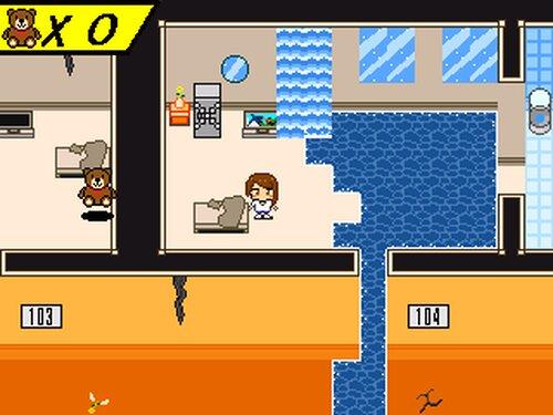 デスシャーク Game Screen Shot3