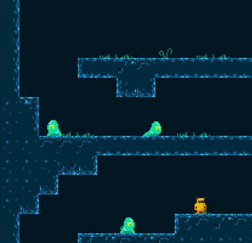 PICO ESCAPE Game Screen Shots