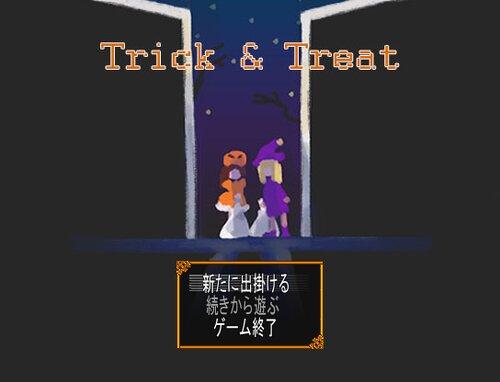 Trick & Treat Game Screen Shots