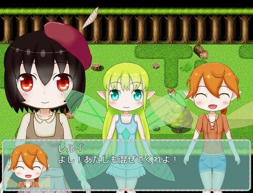 赤い妖精 Game Screen Shot4