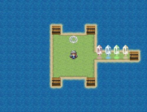 那楽呪祟会~Magic Of Obilivion Game Screen Shot3