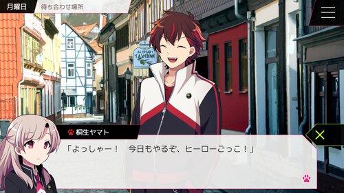 リベリオン・ヒーローズ Game Screen Shot1