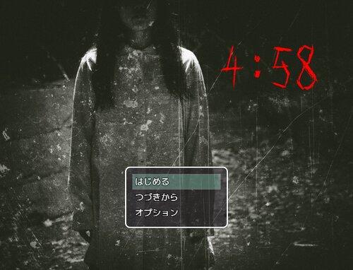 4:58 Game Screen Shots