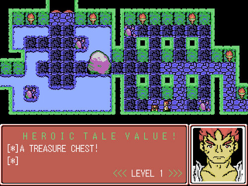 Heroic Tale VALUE!(ヒロイック·テイルVALUE!) Game Screen Shot4