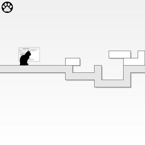 ネコトパズル Game Screen Shot1