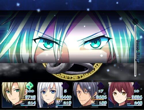 ロストヘヴン -Lost Heaven- Game Screen Shots