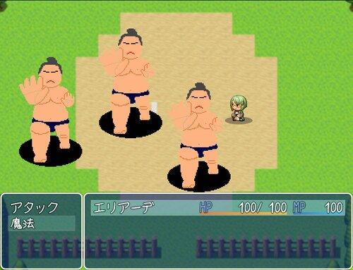 守護竜の乱心外伝 エリアーデ篇 Game Screen Shots