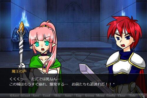 残り1分! 魔王城! Game Screen Shot3