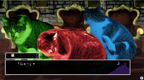 【きつねの大草原】特別編『明るい気持ちになれるゲーム』 Game Screen Shot4
