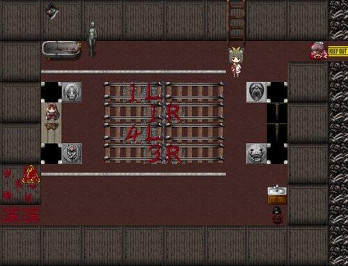 裏脱出ゲーム Game Screen Shot1