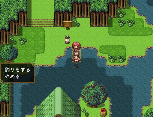 白夜と魔法のナナカ+ Game Screen Shot5