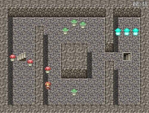 爆発まで逃げろ。 Game Screen Shot1