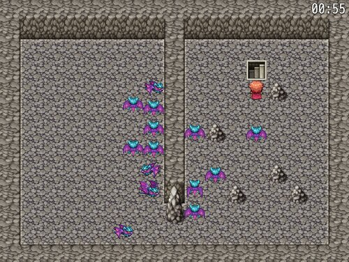 爆発まで逃げろ。 Game Screen Shot3