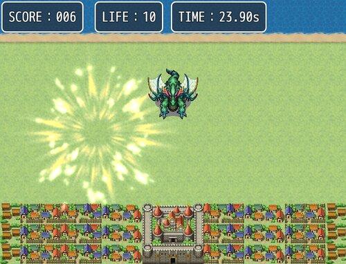 ユニバーサル・ツクール・ジャパン Game Screen Shot2