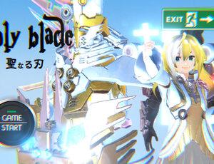 Holy blade Screenshot