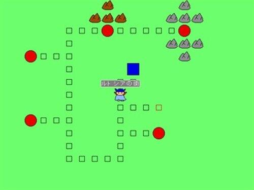 ヤシーユ伝説 Game Screen Shot3