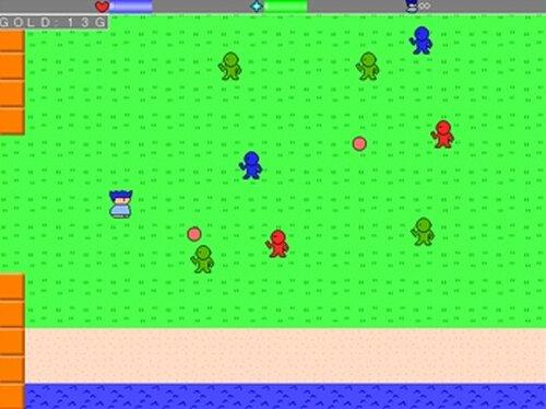 ヤシーユ伝説 Game Screen Shot5