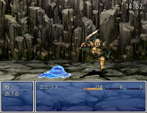 Capsel Toy RPG Game Screen Shot3