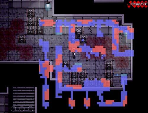 ツキノヒト Game Screen Shot2