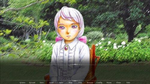 胡蝶蘭のメヌエット Game Screen Shot5