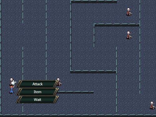Maze Escape II Game Screen Shot2