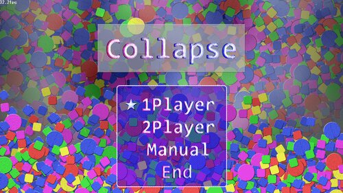Collapse Game Screen Shots