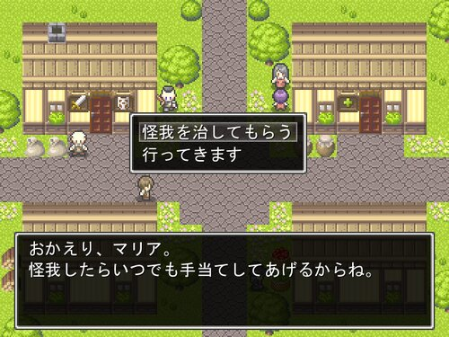 HERB Game Screen Shot3
