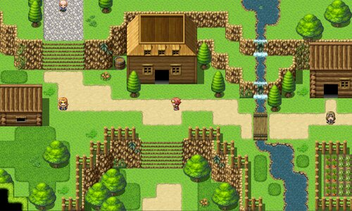 ハロルド~流浪の投げキング~ Game Screen Shot2