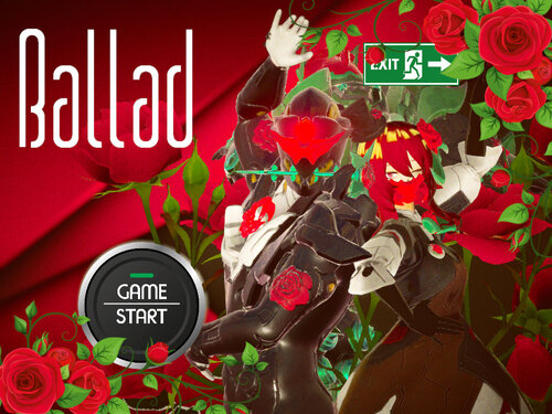 Ballad Game Screen Shots