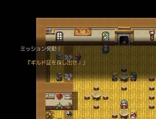 セスタニアの迷宮 Game Screen Shot1