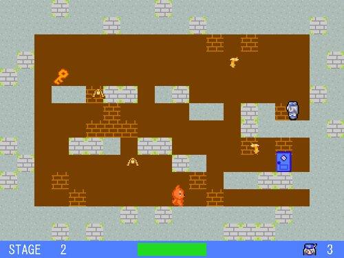 ラクガキが跳ねた Game Screen Shot3