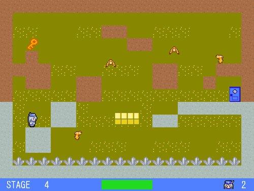 ラクガキが跳ねた Game Screen Shot5
