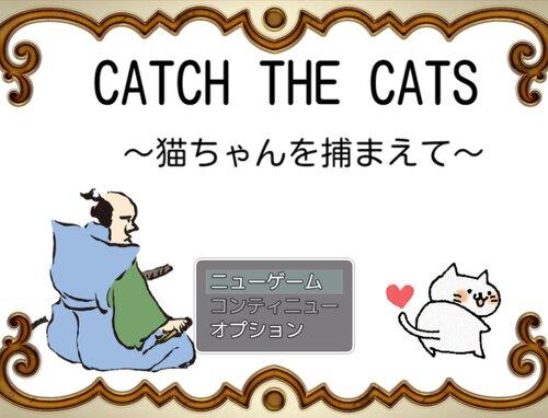 CATCH THE CATS ~猫ちゃんを捕まえて~ Game Screen Shots