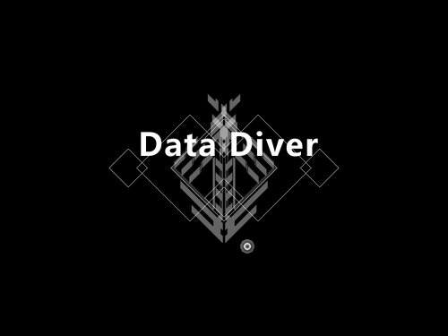 DataDiver_cp0 Game Screen Shots