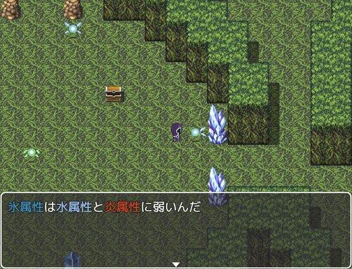 ウィザードの夢物語 Game Screen Shot2