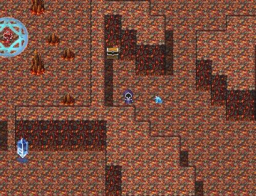 ウィザードの夢物語 Game Screen Shot3