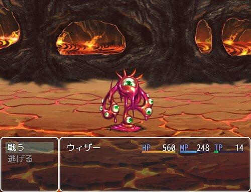 ウィザードの夢物語 Game Screen Shots