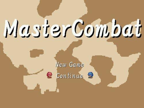 マスターコンバット Game Screen Shots
