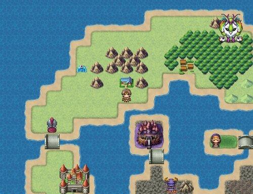 おギャグの錬金術士 Game Screen Shot1