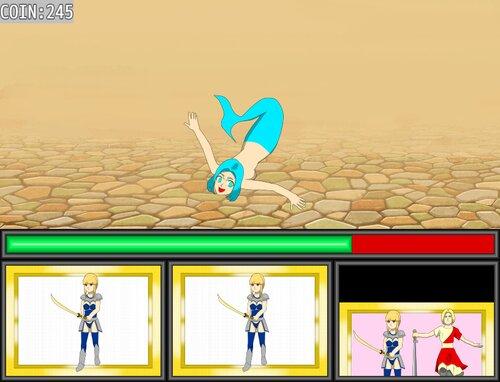 イビルオブミュータント Game Screen Shot5