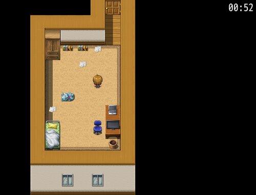 留年……やだなぁ Game Screen Shot2