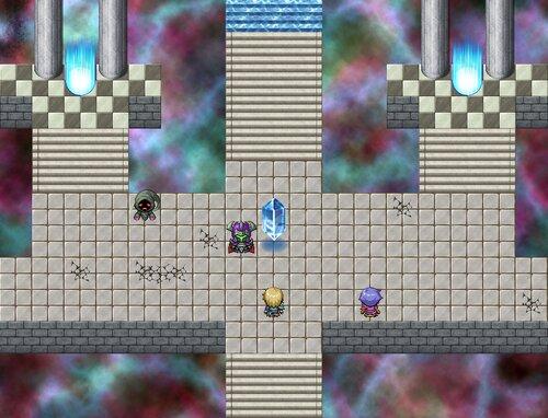 バトルサガ Game Screen Shot