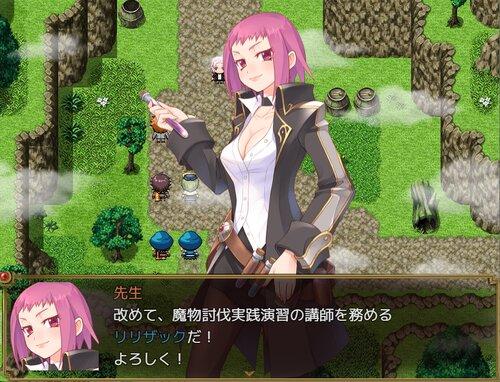 SHATIKU QUEST 2 Game Screen Shot2