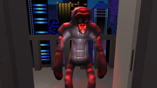 ドアを開けるな<ホラー風バカゲー> Game Screen Shot1
