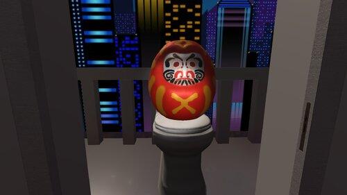 ドアを開けるな<ホラー風バカゲー> Game Screen Shot2