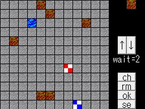ジャッカルファイト Game Screen Shot2