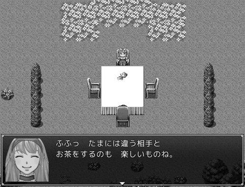 モノクローム - 鏡の中の止まった世界 Game Screen Shot4