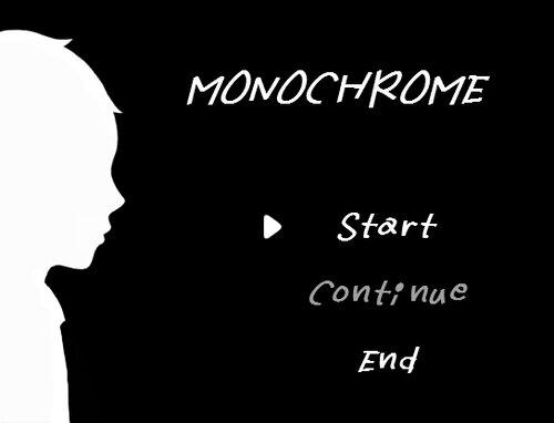 モノクローム - 鏡の中の止まった世界 Game Screen Shots