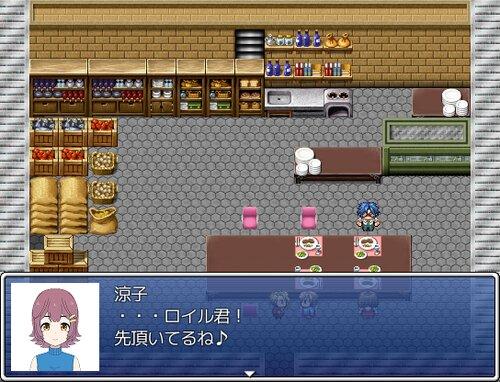 暗き宇宙の中で・・ Game Screen Shot4