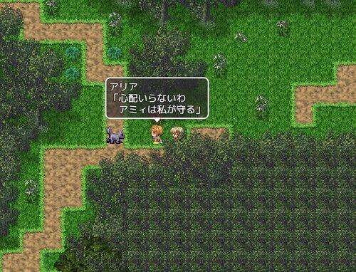 名もない正義の物語 Game Screen Shot2